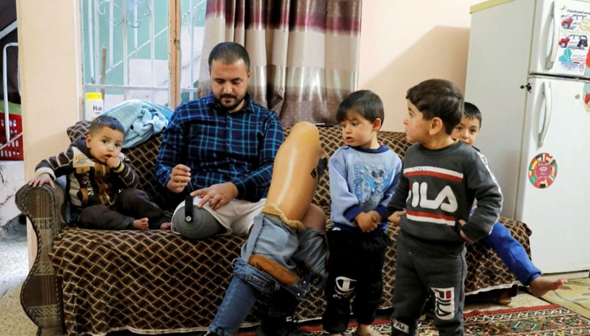 Iraklı Abdül-Halik çocuklarının kahramanı