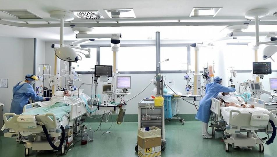 İtalya'dacorona virüsün merkez üssünde yoğun bakımda hasta kalmadı