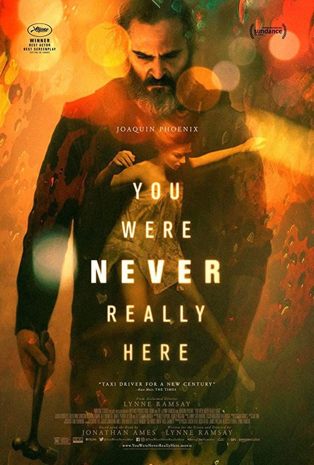 Joker filminin başrolü Joaquin Phoenix'in tüm filmleri - 11