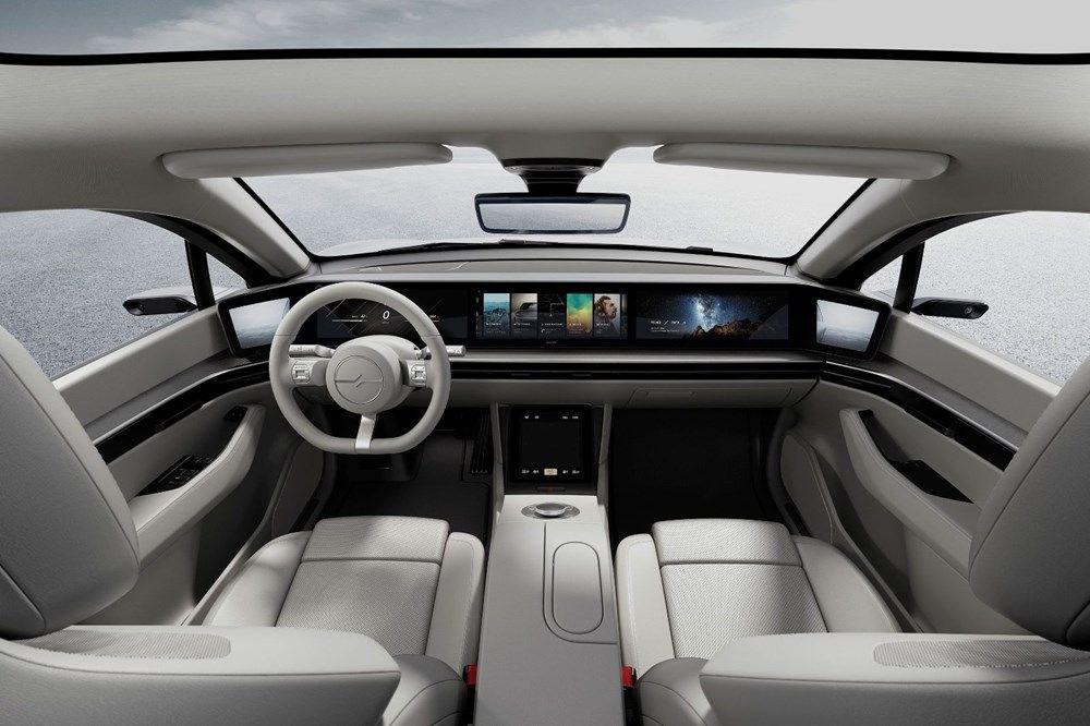 Sony'den elektrikli otomobil açıklaması - 3