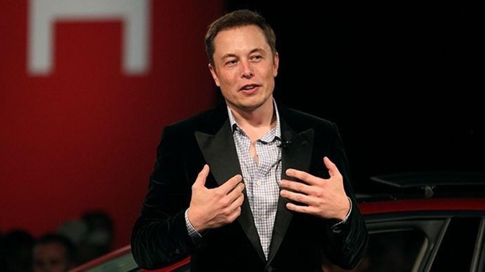 Maisie Williams sordu Elon Musk dizileri karıştırdı - 4