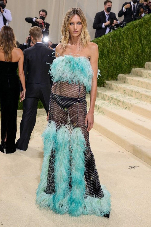 2021 MET Gala'nın en ilginç kıyafetleri - 60