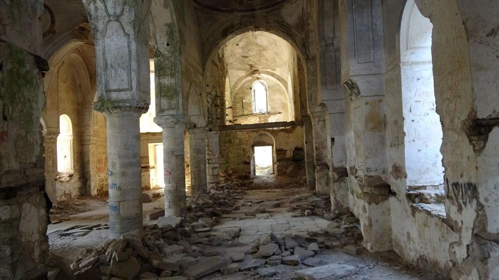 Aziz Nikolaos Kilisesi (Noel Baba) restore ediliyor - 8