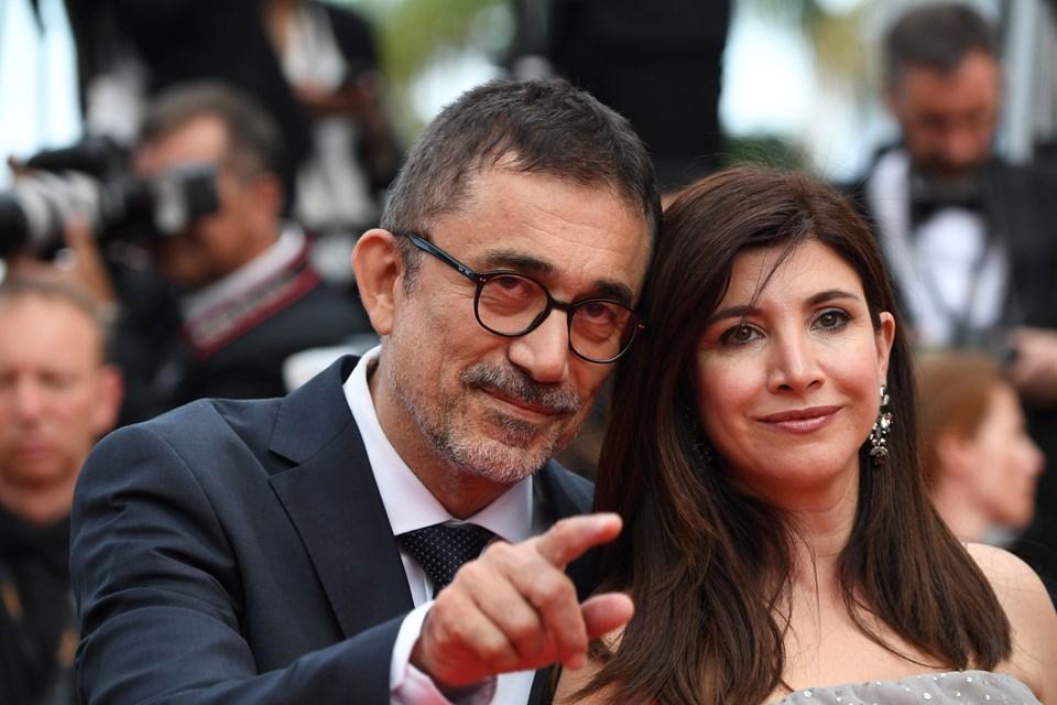 Nuri Bilge Ceylan, filmlerinde eşi Ebru Ceylan'la birlikte çalışıyor.