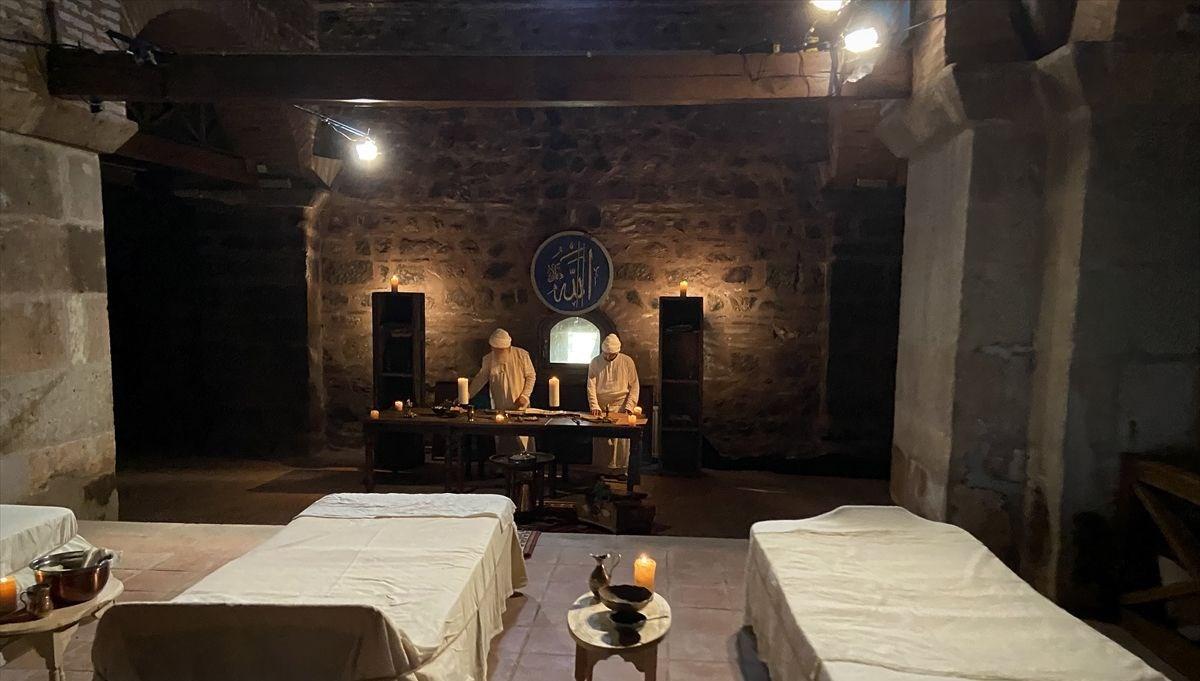 Bursa'nın tarihi mekanları ve doğası film platosuna dönüştü