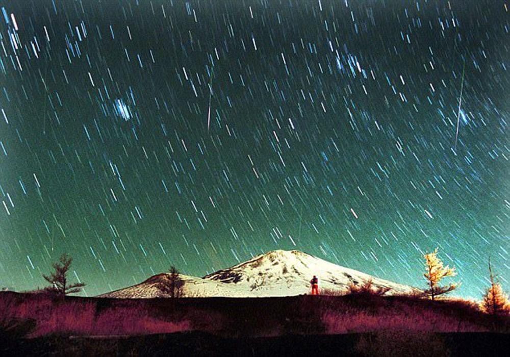 Leonid meteor yağmuru için geri sayım (Leonid meteor yağmuru ne zaman?) - 10