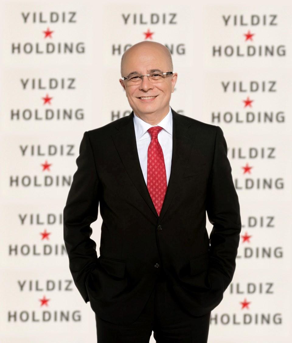 Yıldız Holding Üst Yöneticisi (CEO) Mehmet Tütüncü