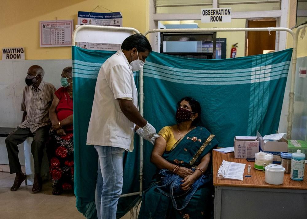 Hindistan'da binlerce kişiye Covid-19 aşısı yerine tuzlu su enjekte edildi - 2
