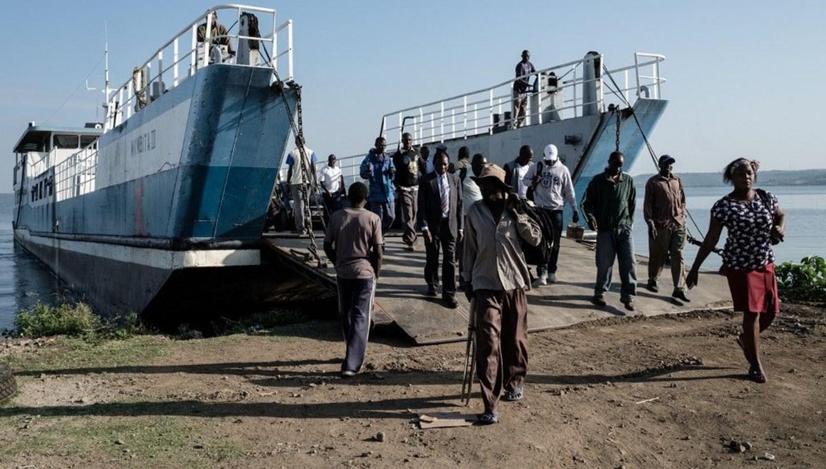 Nijerya'da tekne alabora oldu: 10 ölü