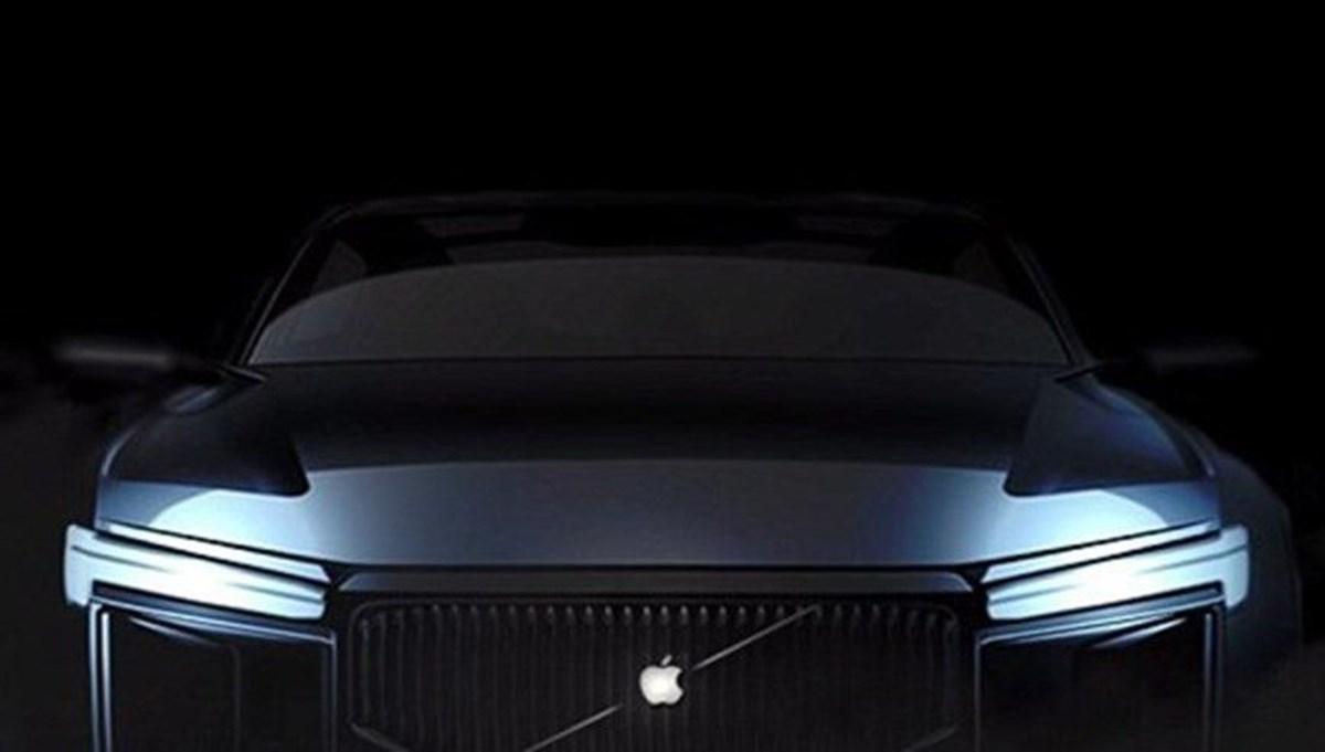 Apple'dan elektrikli otomobil adımı