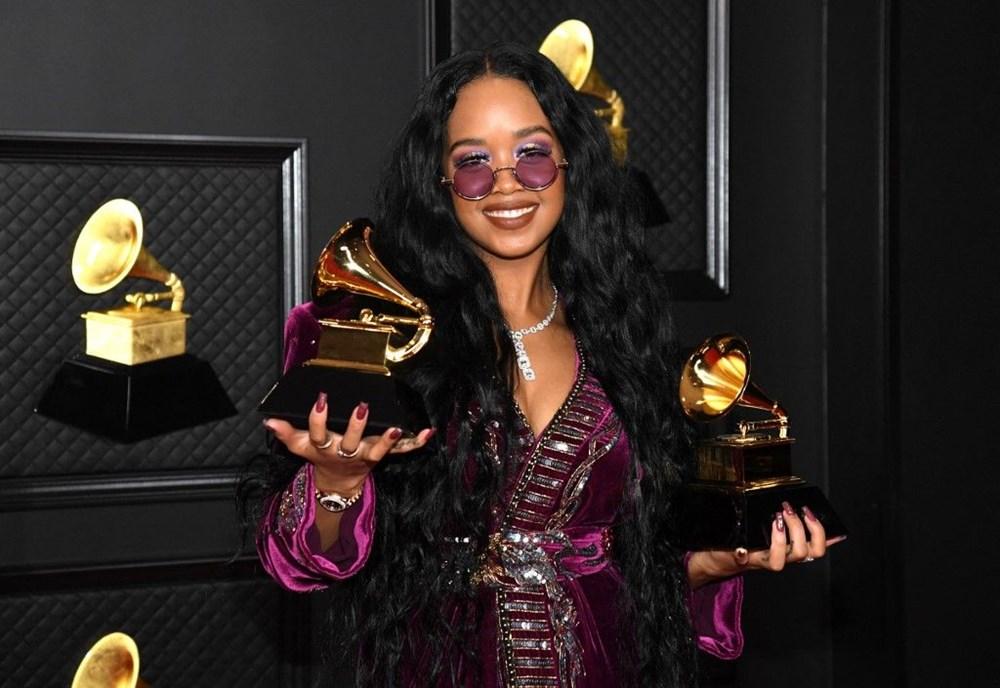 2021 Grammy Ödülleri'nin sahipleri belli oldu - 10