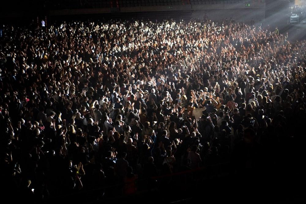 Barcelona'da yapılan 5 bin kişilik konser deneyi sonuçlandı - 4