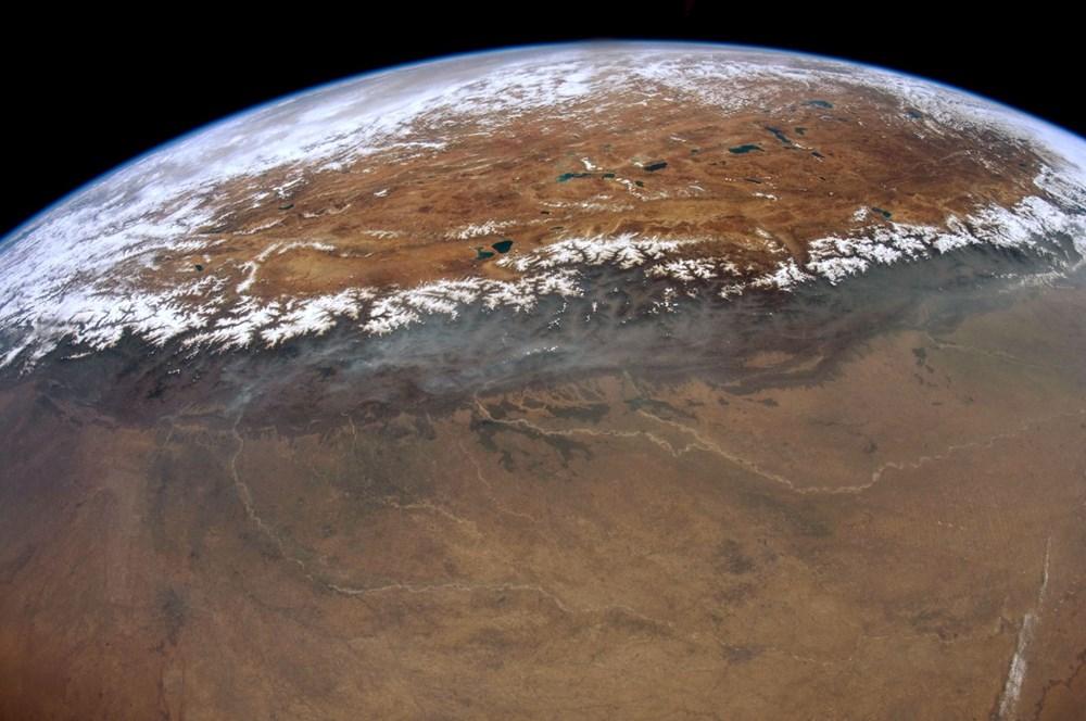 NASA'nın Van Gölü fotoğrafı finalde - 8