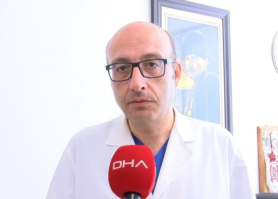 Bilim Kurulu Üyesi Prof. Dr. Levent Yamanel