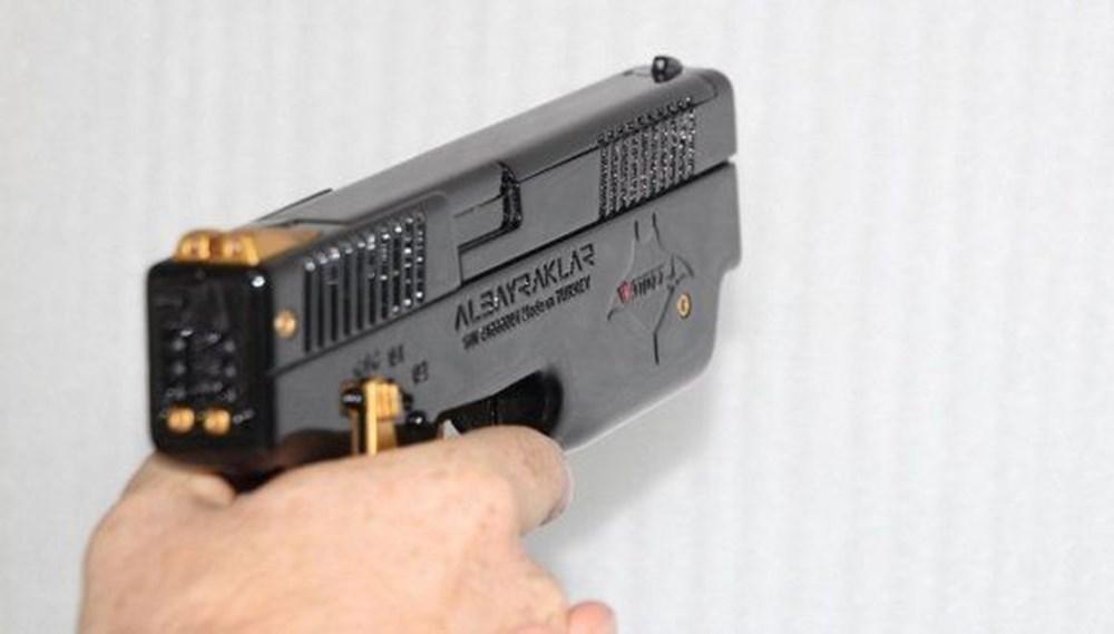 Jandarmaya yeni makineli tüfek (Türkiye'nin yeni nesil yerli silahları) - 195