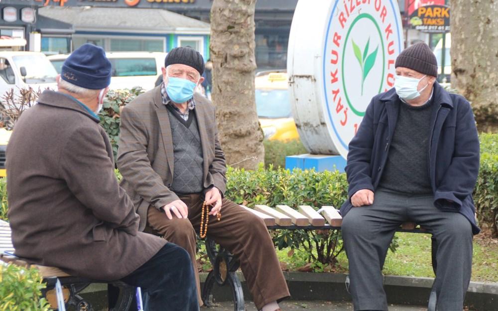 En çok vaka görülen iller arasındaki Rize'de 'çay sohbetleri' yasaklandı - 8