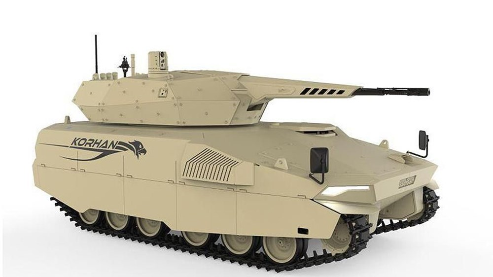 Mayına karşı korumalı Türk zırhlısı: COBRA II MRAP (Türkiye'nin yeni nesil yerli silahları) - 208