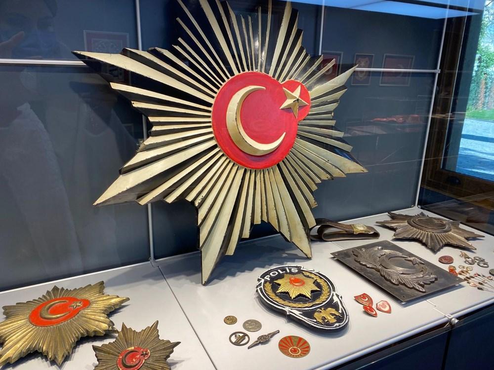 Türkiye'nin ilk milli bayrak müzesi tarihe ışık tutuyor - 6