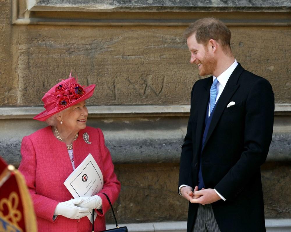 Prens Harry ve Meghan Markle'ın röportajının İngiliz basınına yansımaları - 7