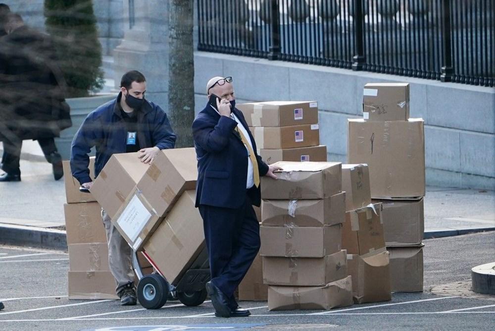 Trump Ailesi Beyaz Saray'dan taşınıyor - 4