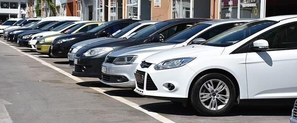 Otomotiv pazarı ekimde yüzde 76,5 daraldı