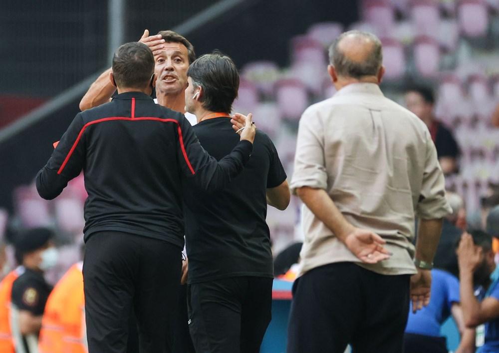 Galatasaray kendi evinde Alanyaspor'a yenildi: Maçtan notlar ve kareler - 5
