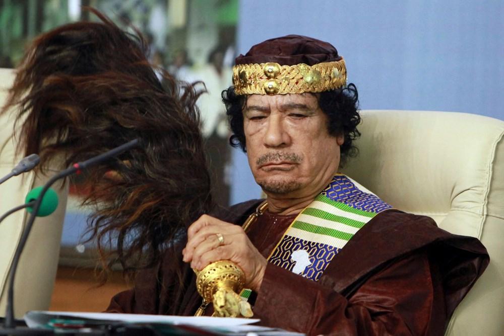 Muammer Kaddafi'nin ölümünün üzerinden 9 yıl geçti - 6