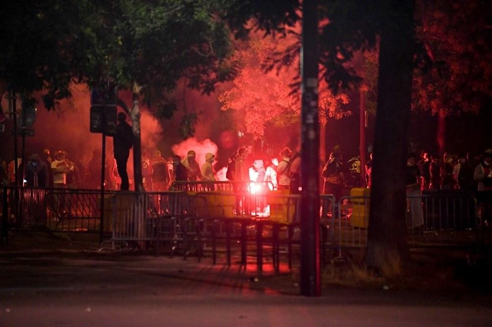 PSG finali kaybetti, Paris karıştı: 83 gözaltı - 5
