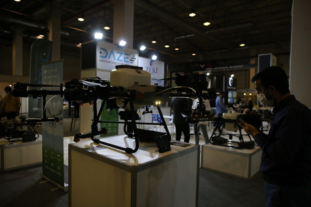 Tarımda drone teknolojisi yaygınlaşıyor - 7