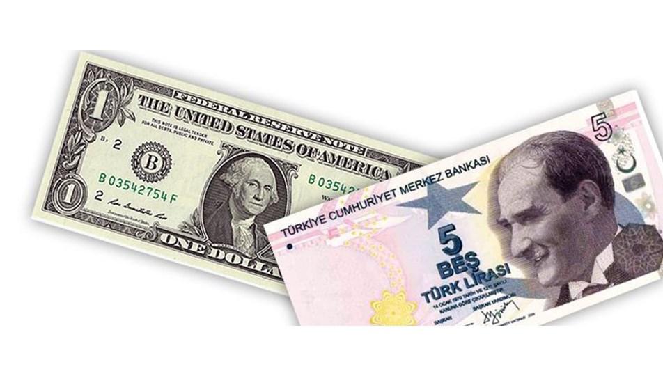 Dolar Kuru 5 Tl Yi Aştı 2 Ağustos 2018