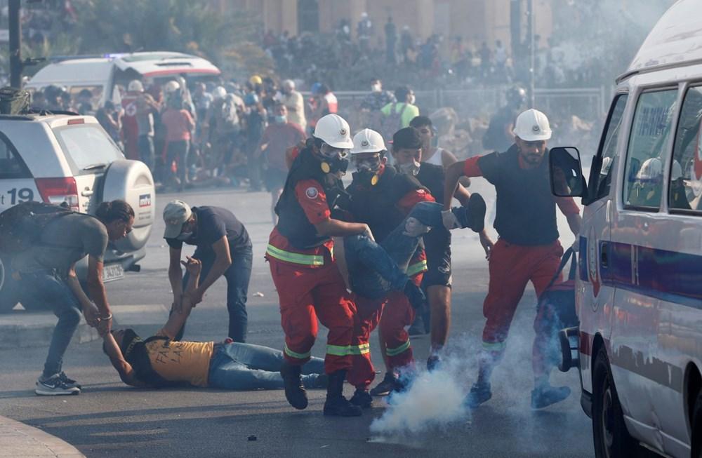 Lübnan'da hükümet karşıtı gösteri (Lübnan Başbakanı'ndan erken seçim açıklaması) - 8