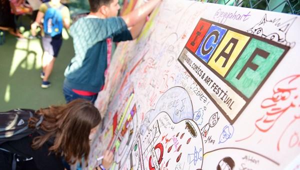 """Sanatçılar ICAF """"Karantina Günlükleri'nde"""
