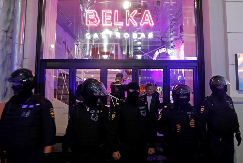 Rusya'da Putin karşıtı protesto: 130 gözaltı - 7