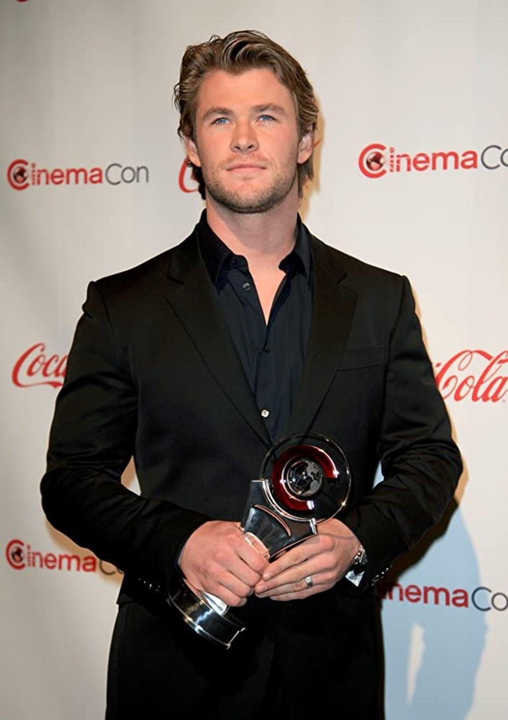 Chris Hemsworth 11 yılda zirveye çıktı (Chris Hemsworth filmleri) - 2