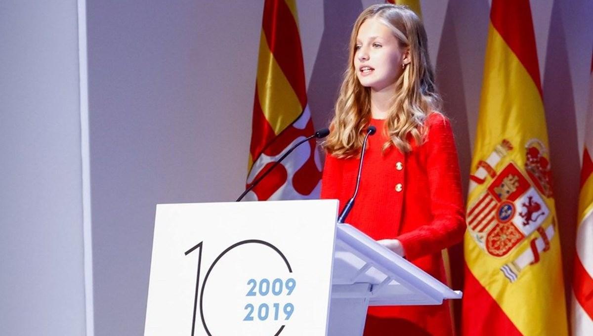 İspanya Kralı'nın kızı tedbiren karantinaya alındı