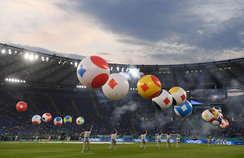 EURO 2020'ye görkemli açılış - 23