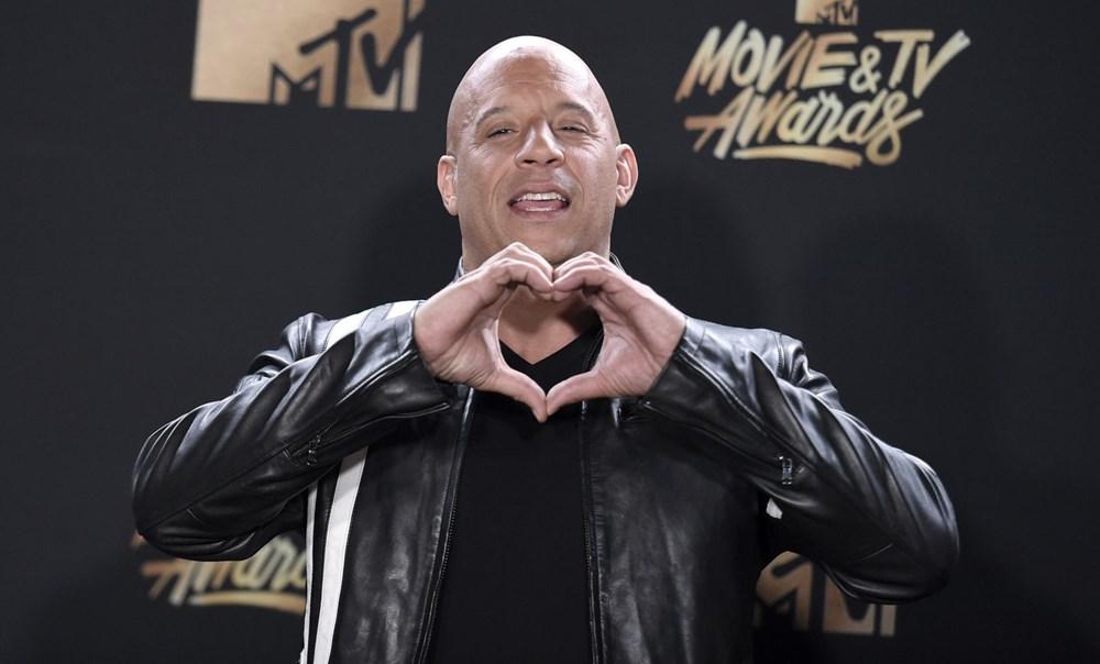 Vin Diesel'in oğlu Hızlı ve Öfkeli 9'da oynadı - 7