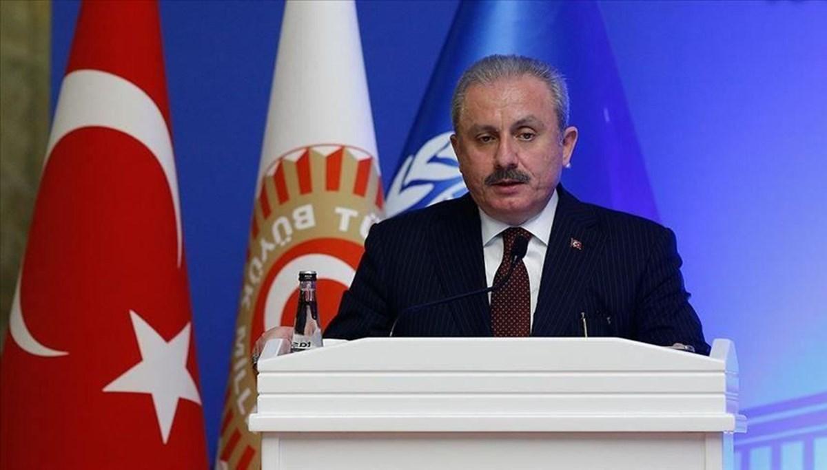 TBMM Başkanı Şentop'tan 'idam cezası' açıklaması