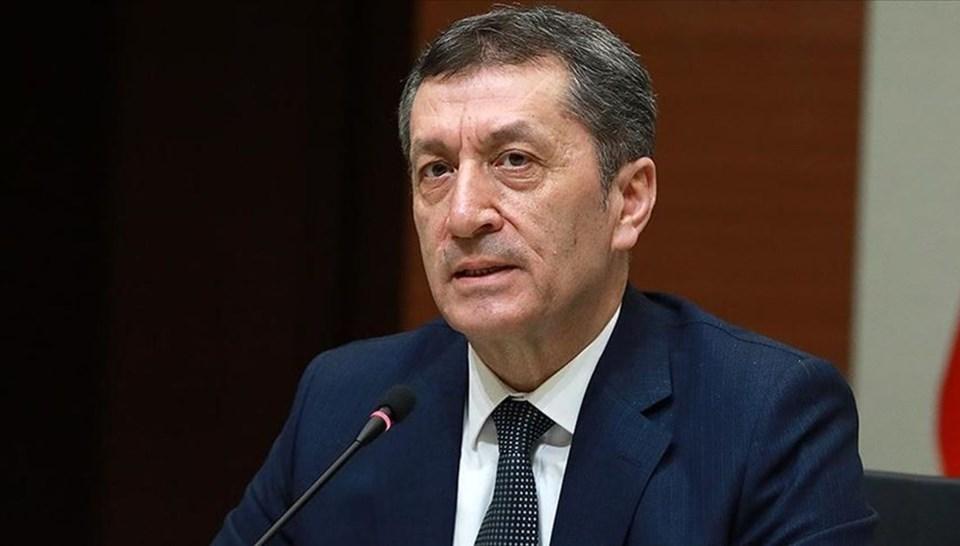 Milli Eğitim Bakanı Ziya Selçuk, TÖZOK Başkanı Durullah Dal için taziye mesajı yayımladı.