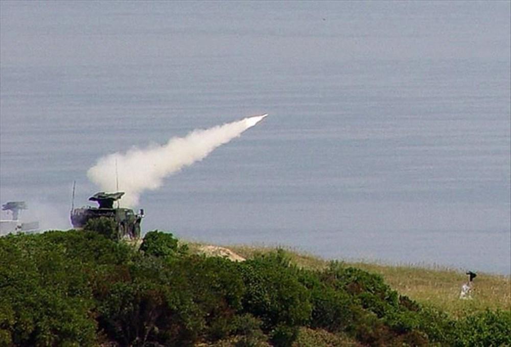 TSK'nın yeni roketatarı 12'den vurdu - 141