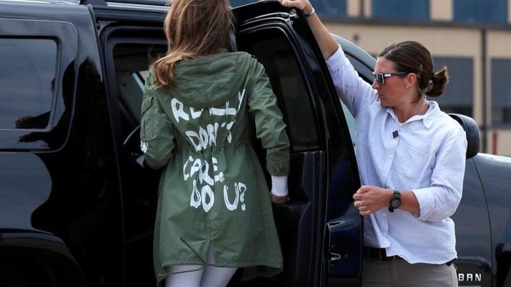 10 fotoğraf ile Trump'ın başkanlık döneminin özeti - 4