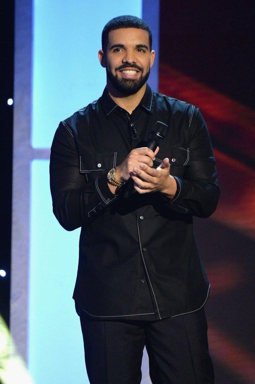 Barack Obama'dan biyografi filminde başrol için Drake'e onay - 3