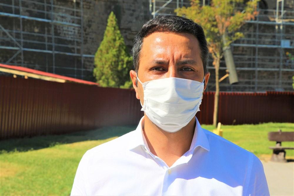 UNESCO mirası Diyarbakır Surları'nda 500 günlük restorasyon başladı - 5