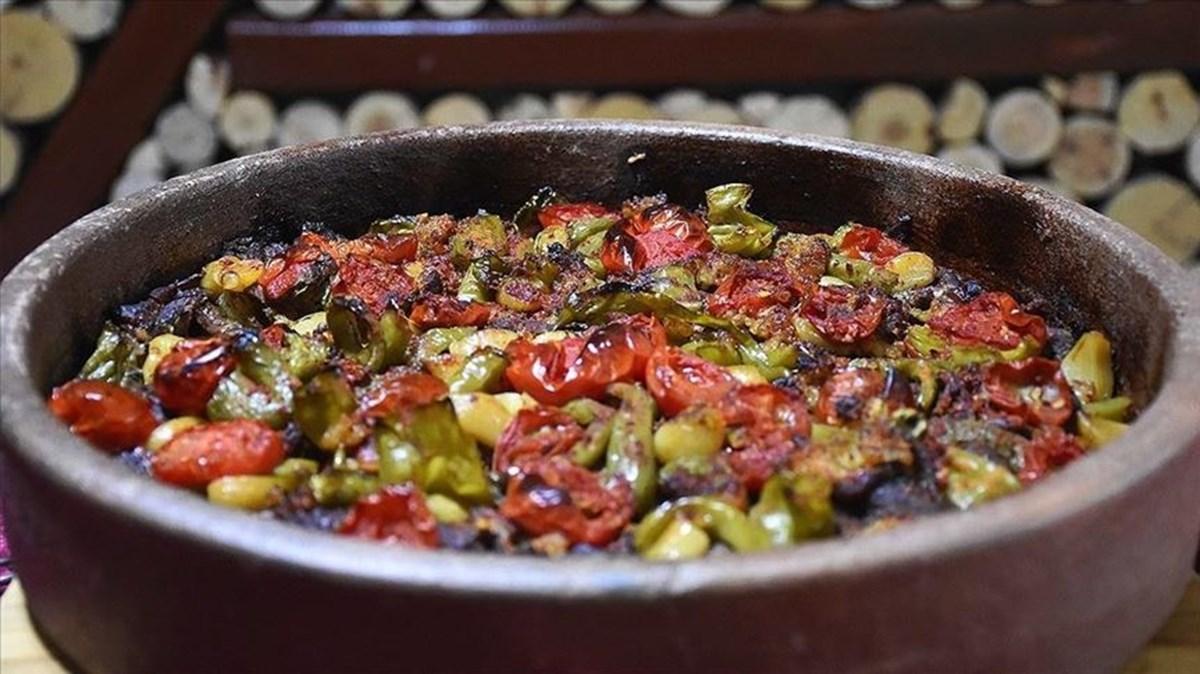 Kayseri mutfağının en önemli lezzetlerinden fırın ağzı