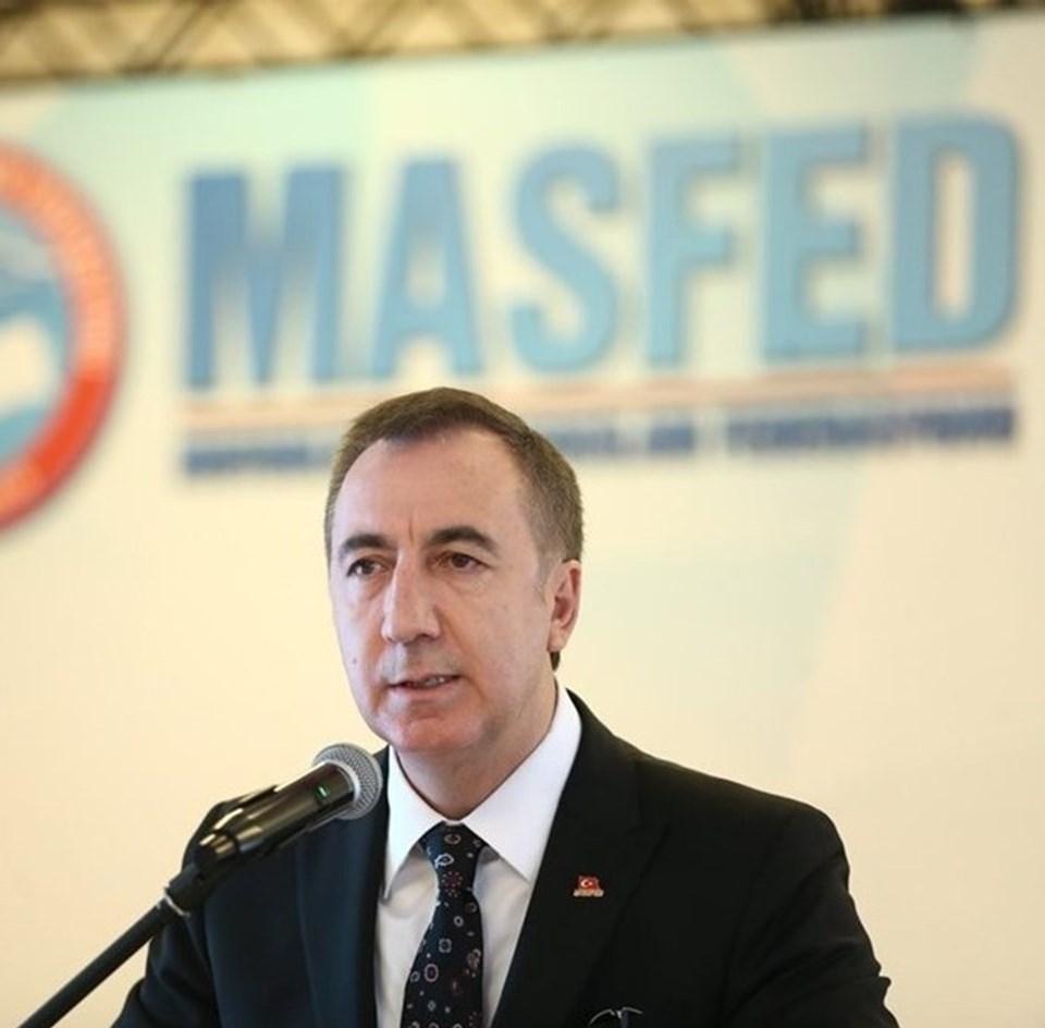 Motorlu Araç Satıcıları Federasyonu (MASFED) Genel Başkanı Aydın Erkoç