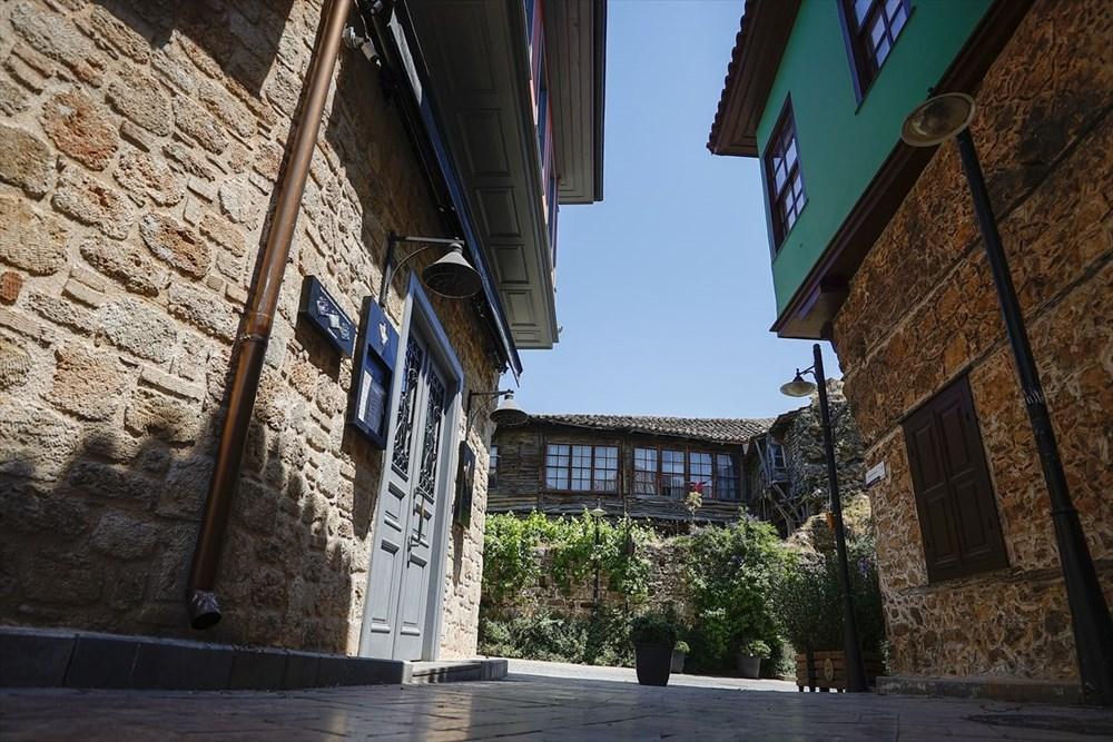 Antalya'nın geçmişe açılan kapısı 'Kaleiçi' - 19