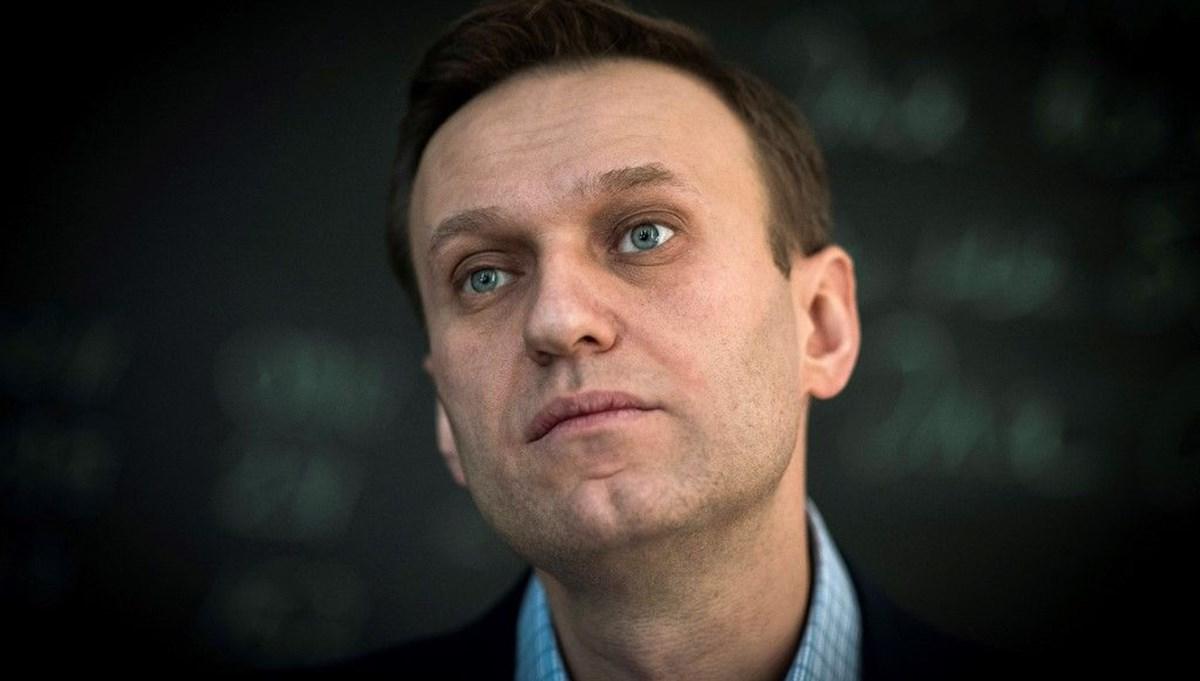 Rusya'dan muhalif Navalnıy'la ilgili iddialara ret