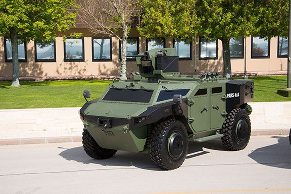 SAR 762 MT seri üretime hazır (Türkiye'nin yeni nesil yerli silahları) - 173