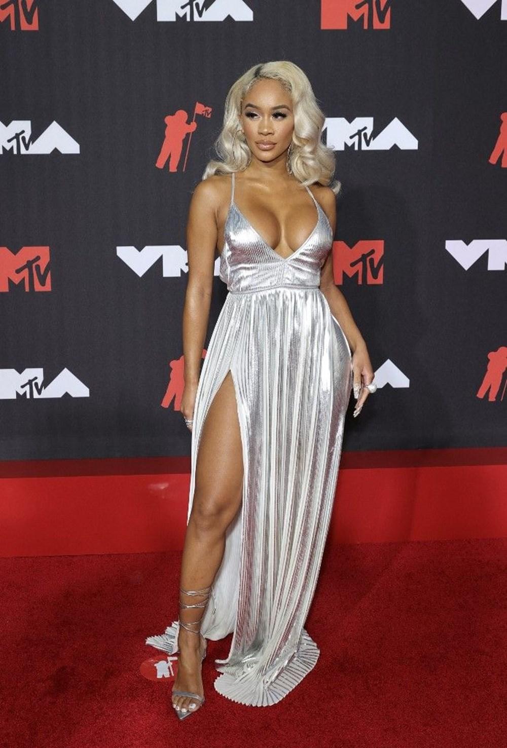 2021 MTV Video Müzik Ödülleri sahiplerini buldu - 18