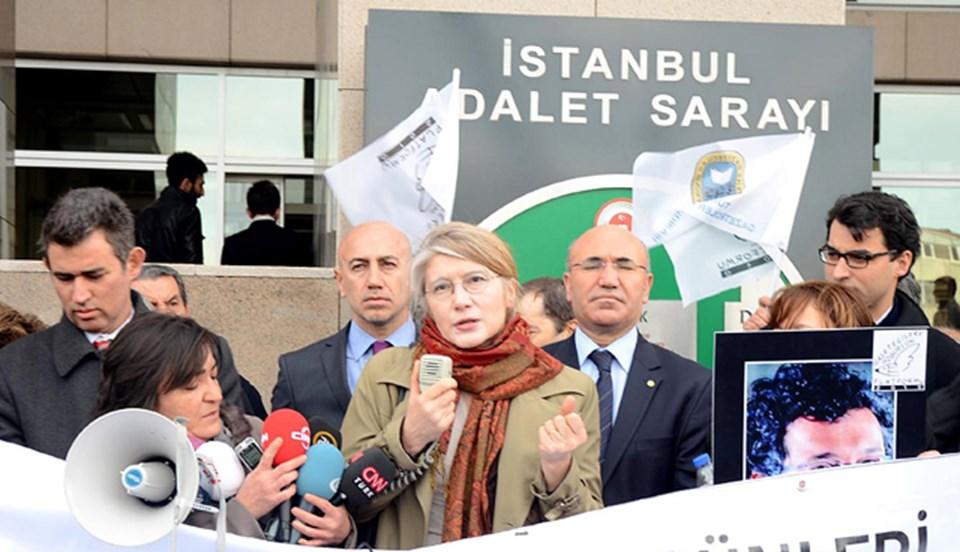 CHP Grup Başkanvekili Emine Ülker Tarhan, grup adına açıklama yaptı.